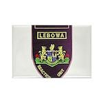 Lebowa Reaction Unit Rectangle Magnet (10 pack)