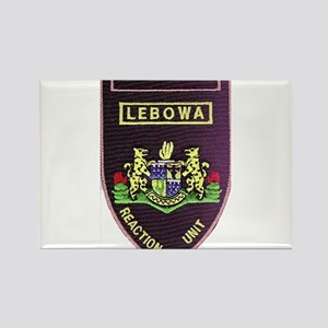 Lebowa Reaction Unit Rectangle Magnet