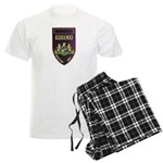 Lebowa Reaction Unit Men's Light Pajamas