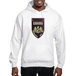 Lebowa Reaction Unit Hooded Sweatshirt