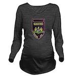 Lebowa Reaction Unit Long Sleeve Maternity T-Shirt