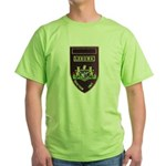 Lebowa Reaction Unit Green T-Shirt