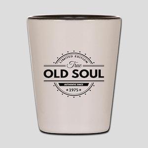 Birthday Born 1975 Limited Edition Old Shot Glass