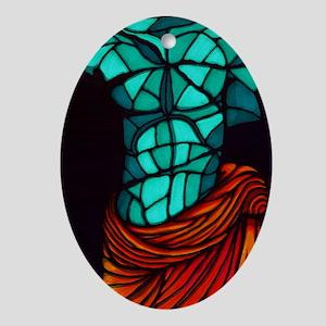 Broken Ornament (Oval)