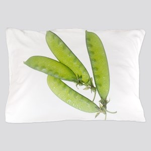 Snow Peas Pillow Case