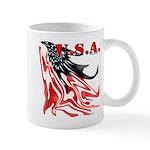 USA Flag Old Glory Mug