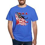 USA Flag Old Glory Dark T-Shirt
