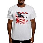 USA Flag Old Glory Light T-Shirt