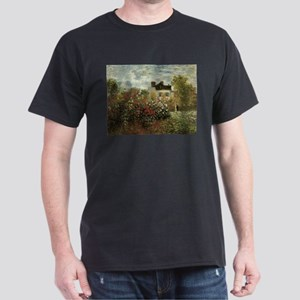 Claude Monet's Garden at Argenteuil T-Shirt
