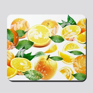 Bitter Oranges from Amalfi Mousepad