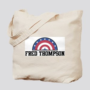 FRED THOMPSON - bunting Tote Bag