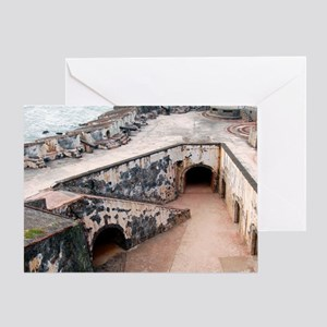 Cannons Greeting Cards