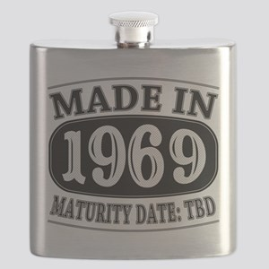 Made in 1969 - Maturity Date TDB Flask