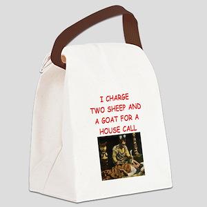 shaman Canvas Lunch Bag