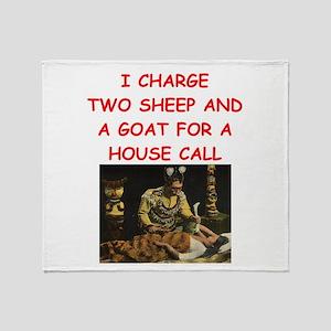 shaman Throw Blanket