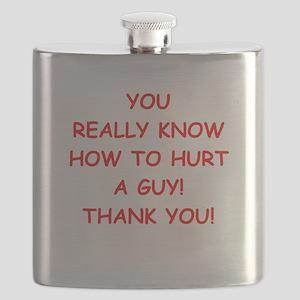 hurt me Flask