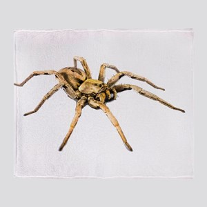 spider Throw Blanket