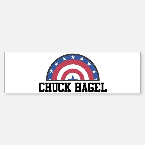 CHUCK HAGEL - bunting Bumper Bumper Bumper Sticker