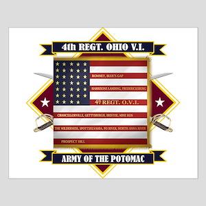 4th Ohio Volunteer Infantry Posters