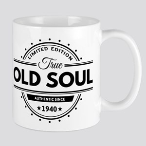 Birthday Born 1940 Limited Edition Old Mug