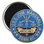 USS JOHN MARSHALL Magnet