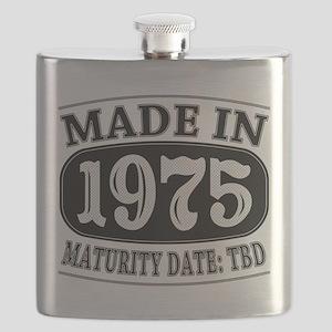 Made in 1975 - Maturity Date TDB Flask