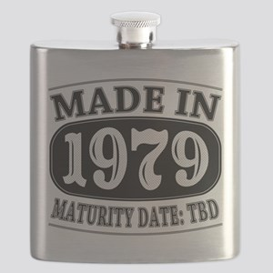 Made in 1979 - Maturity Date TDB Flask