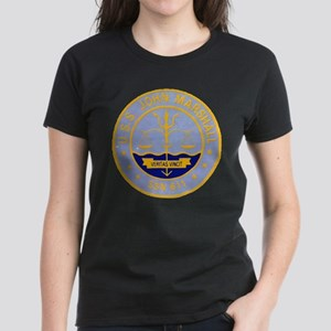 USS JOHN MARSHALL Women's Dark T-Shirt