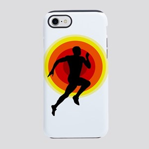 Runner iPhone 7 Tough Case