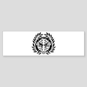 Date Masamune Bumper Sticker