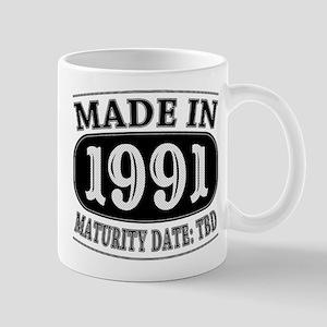 Made in 1991 - Maturity Date TDB Mug
