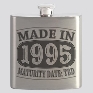 Made in 1995 - Maturity Date TDB Flask