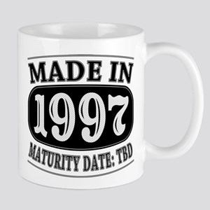 Made in 1997 - Maturity Date TDB Mug