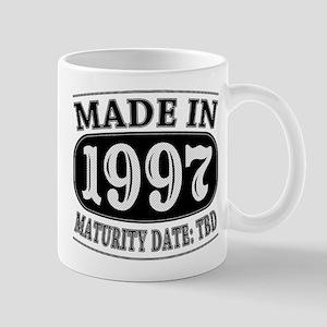 Made in 1997 - Maturity Date TDB Mug