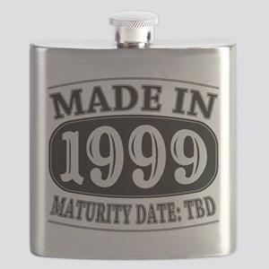 Made in 1999 - Maturity Date TDB Flask