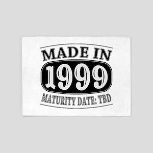 Made in 1999 - Maturity Date TDB 5'x7'Area Rug