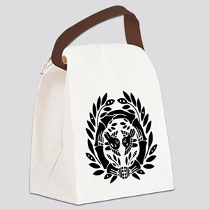 Date Masamune Canvas Lunch Bag