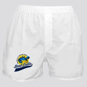 Land Crabs Law Boxer Shorts