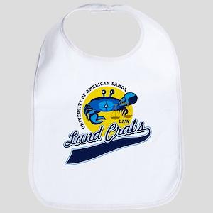 Land Crabs Law Bib