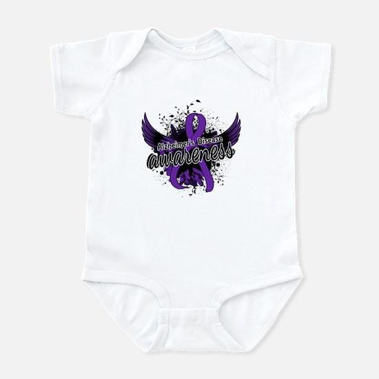 Alzheimer's Awareness 16 Infant Bodysuit