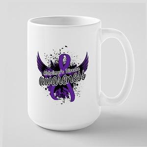 Alzheimer's Awareness 16 Large Mug