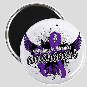Alzheimer's Awareness 16 Magnet