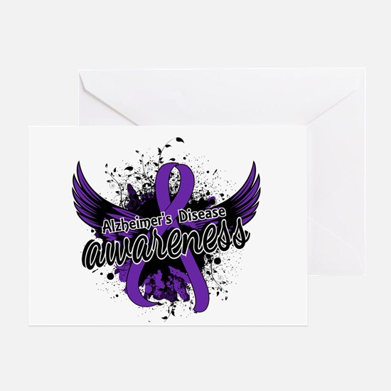 Alzheimer's Awareness 16 Greeting Card