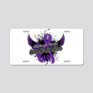 Alzheimer's Awareness 16 Aluminum License Plate