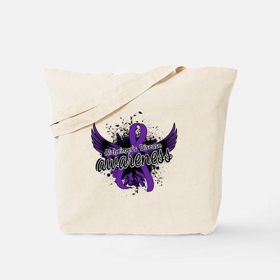 Alzheimer's Awareness 16 Tote Bag