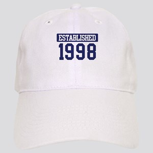 Established 1998 Cap