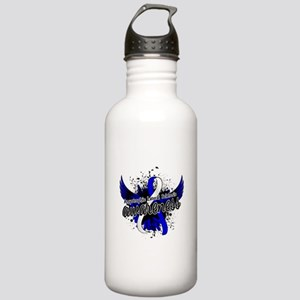 ALS Awareness 16 Stainless Water Bottle 1.0L