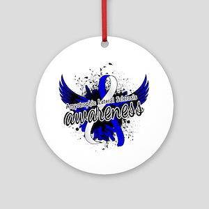 ALS Awareness 16 Ornament (Round)