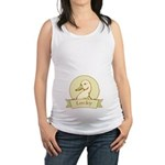 Lucky Duck Maternity Tank Top T-Shirt