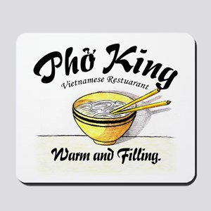 Pho King Warm & Filling Mousepad